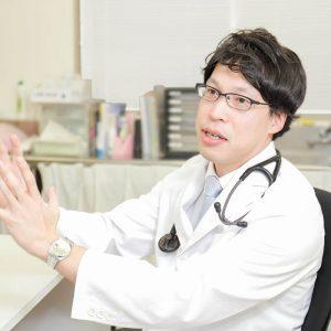 中川裕太院長の写真
