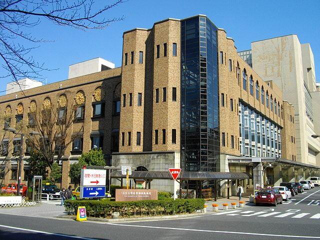東京大学医学部附属病院の外観